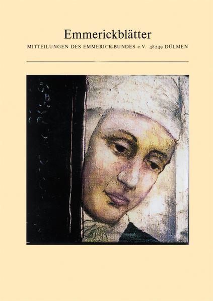 Emmerickblätter 2006-I, Nr. 52 - Coverbild
