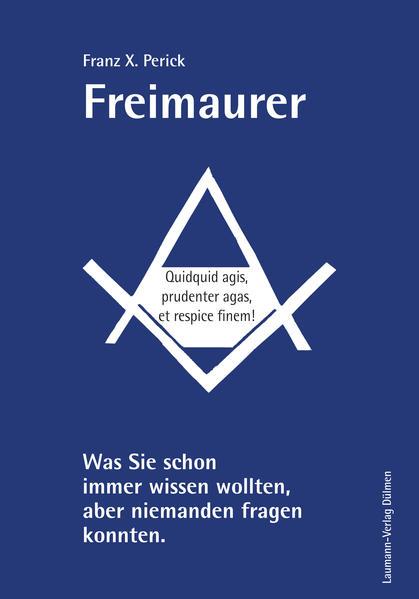 Freimaurer - Coverbild