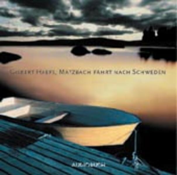 Matzbach fährt nach Schweden - Coverbild