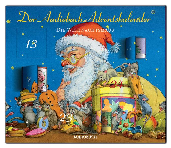 Die Weihnachtsmaus - Coverbild
