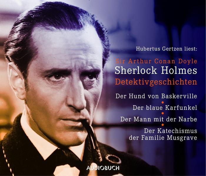 Sherlock Holmes Detektivgeschichten - Coverbild