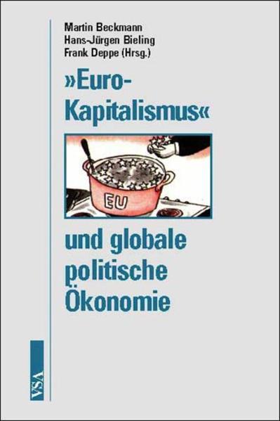 'Euro-Kapitalismus' und globale politische Ökonomie - Coverbild