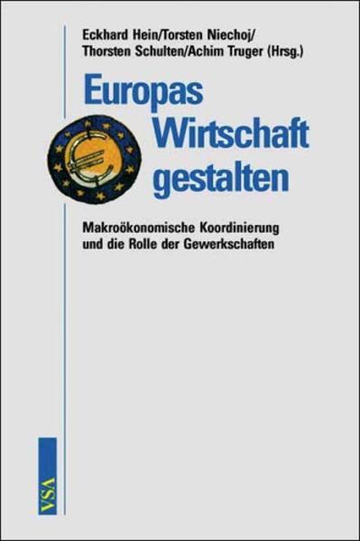 Europas Wirtschaft gestalten - Coverbild