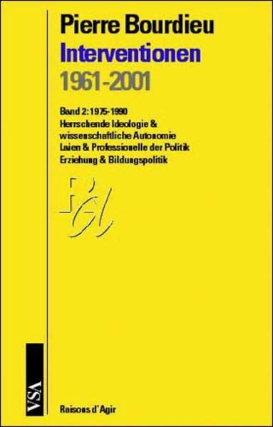 Interventionen 1961-2001 / Interventionen 1961-2001 - Coverbild