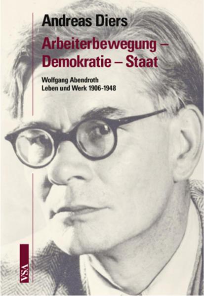 Staat - Demokratie - Arbeiterbewegung - Coverbild
