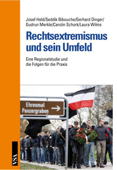 Rechtsextremismus und sein Umfeld - Coverbild