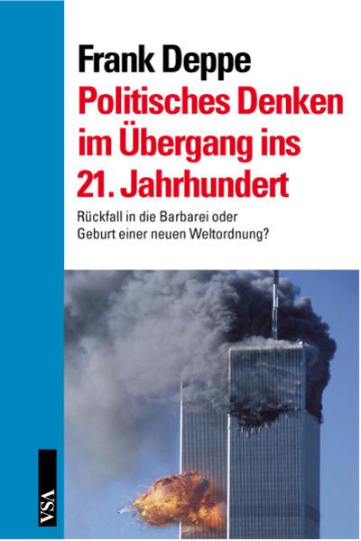 Politisches Denken im Übergang ins 21. Jahrhundert - Coverbild
