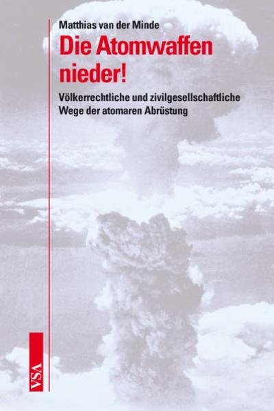 Die Atomwaffen nieder! - Coverbild
