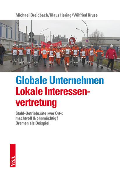 Globale Unternehmen – Lokale Interessenvertretung - Coverbild