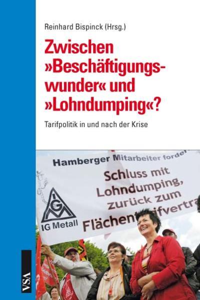 Zwischen 'Beschäftigungswunder' und 'Lohndumping'? - Coverbild