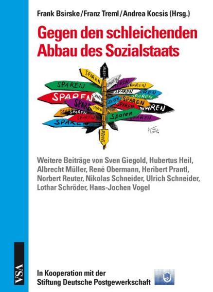 Gegen den schleichenden Abbau des Sozialstaats - Coverbild