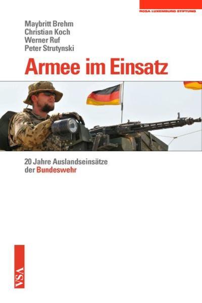 Armee im Einsatz - Coverbild