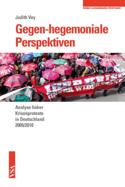 Gegen-hegemoniale Perspektiven - Coverbild