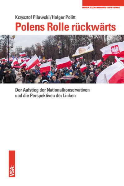 Polens Rolle rückwärts - Coverbild
