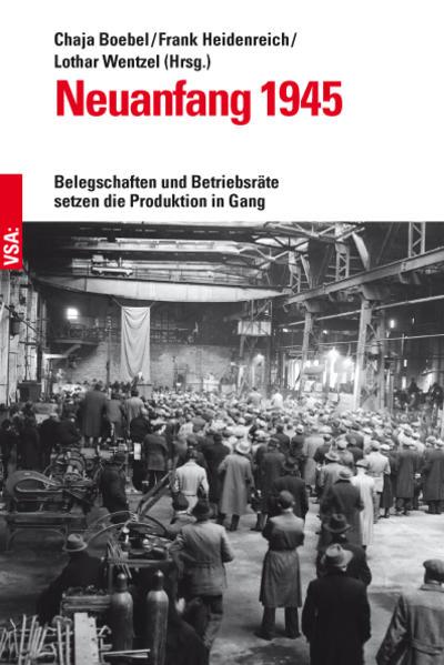 Neuanfang 1945 - Coverbild
