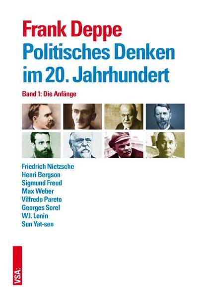 Politisches Denken im 20. Jahrhundert - Coverbild
