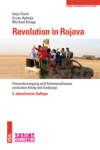 Revolution in Rojava - Coverbild