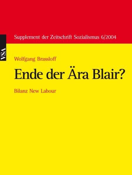 Ebooks Ende der Ära Blair? Epub Herunterladen