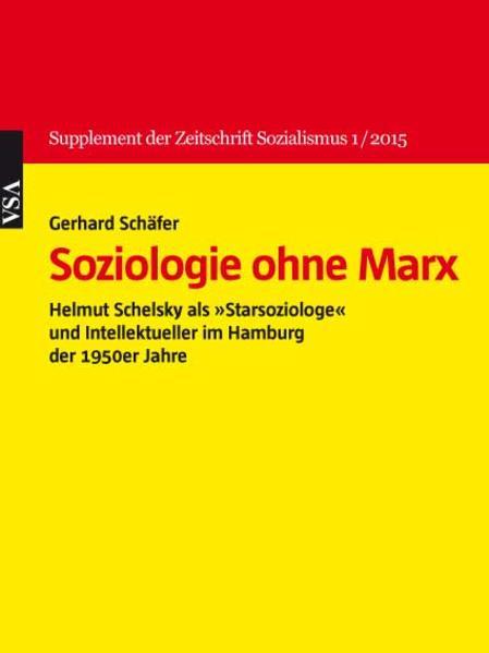 Soziologie ohne Marx - Coverbild