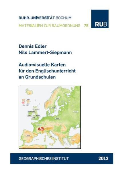 Audio-visuelle Karten für den Englischunterricht an Grundschulen (mit CD) - Coverbild