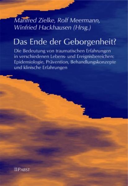 Das Ende der Geborgenheit? - Coverbild