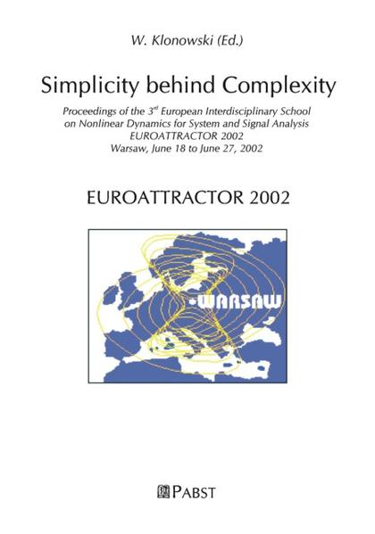Simplicity behind Complexity - Coverbild