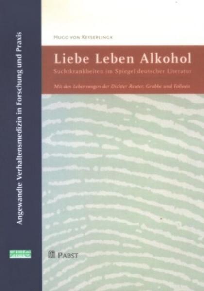 Liebe, Leben, Alkohol - Coverbild