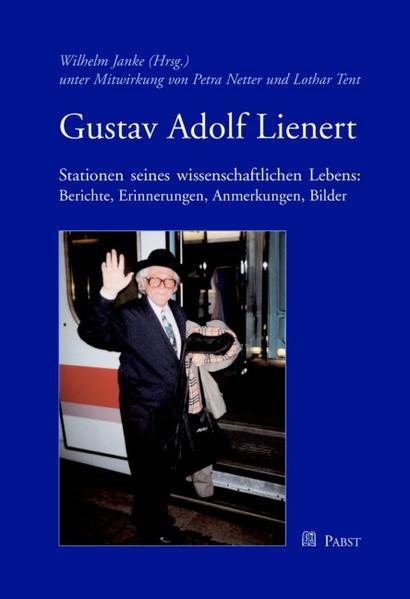 Gustav Adolf Lienert - Coverbild