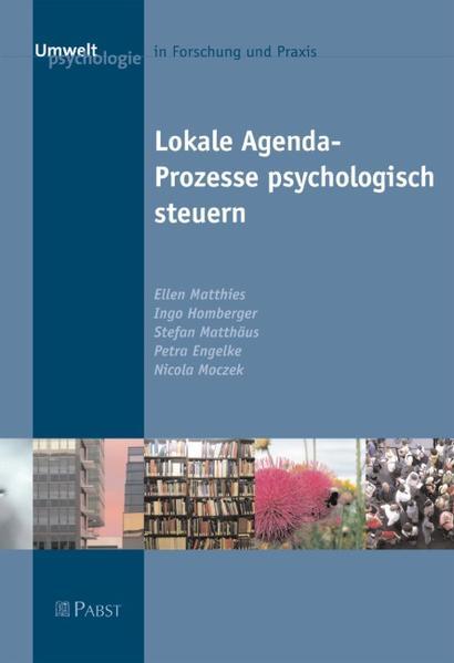 Lokale Agenda-Prozesse psychologisch steuern - Coverbild