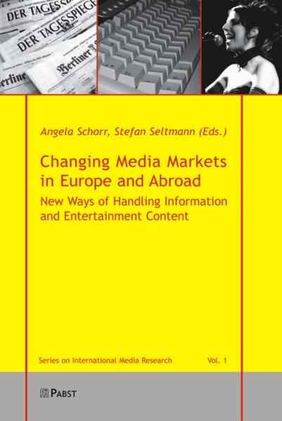 Changing Media Markets in Europe and Abroad - Coverbild