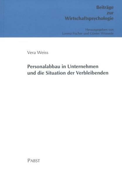 Personalabbau in Unternehmen und die Situation der Verbleibenden - Coverbild