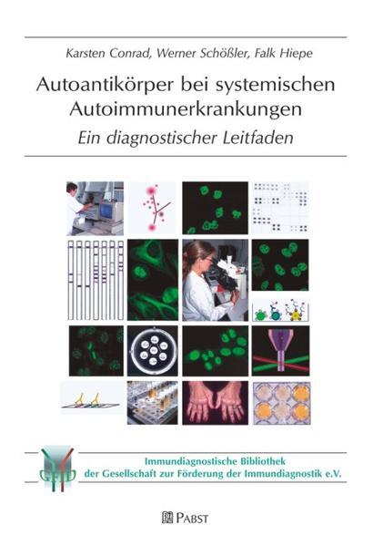 Autoantikörper bei systemischen Autoimmunerkrankungen - Coverbild