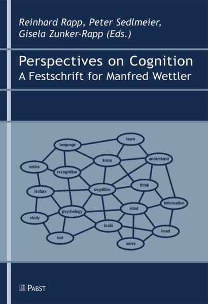 Perspectives on Cognition - Coverbild