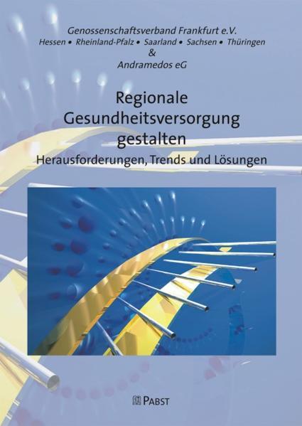 Regionale Gesundheitsversorgung gestalten - Coverbild
