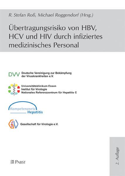 Übertragungsrisiko von HBV, HCV und HIV durch infiziertes medizinisches Personal - Coverbild