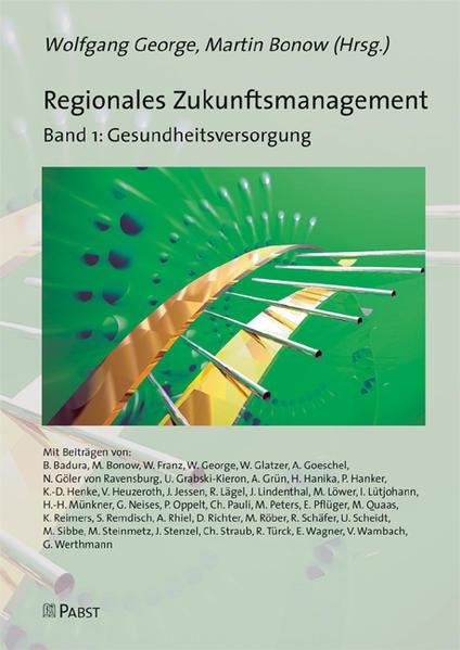 Regionales Zukunftsmanagement. Band 1 - Coverbild