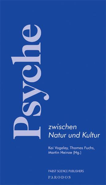 Psyche zwischen Natur und Kultur - Coverbild