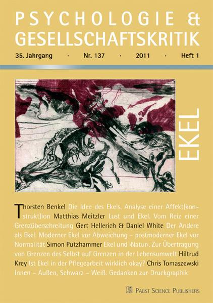 Ekel - Coverbild