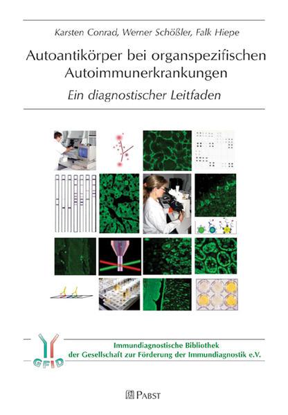 Autoantikörper bei organspezifischen Autoimmunerkrankungen - Coverbild