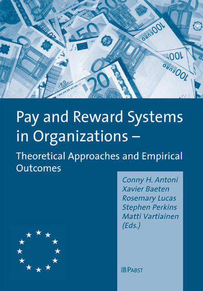 Pay and Reward Systems in Organizations - - Coverbild