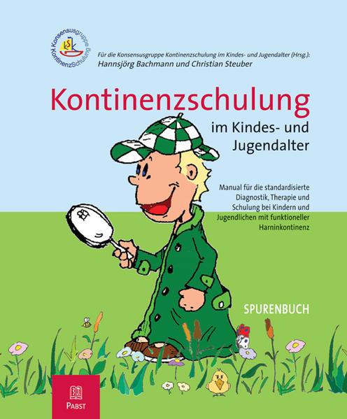 Kontinenzschulung im Kindes- und Jugendalter - Coverbild