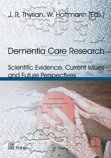 Dementia Care Research - Coverbild
