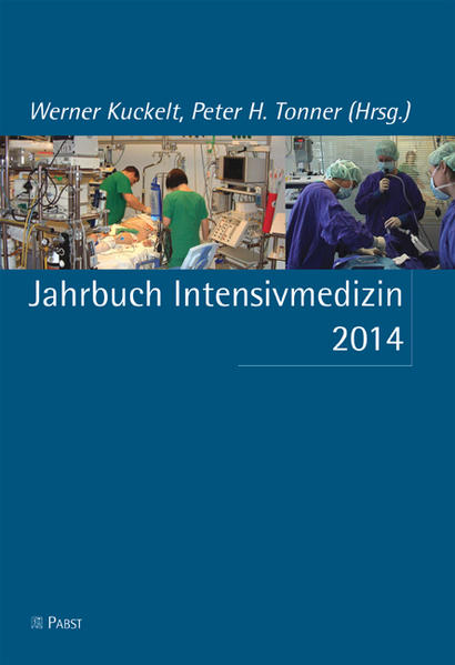 Jahrbuch Intensivmedizin 2014 - Coverbild