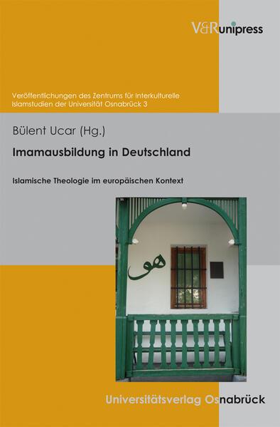 Imamausbildung in Deutschland - Coverbild
