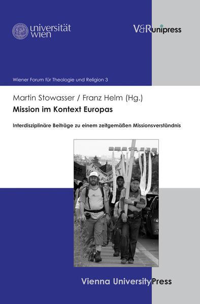 Mission im Kontext Europas - Coverbild
