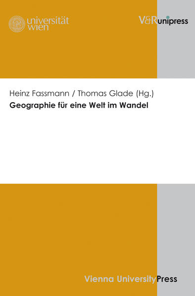 Geographie für eine Welt im Wandel - Coverbild