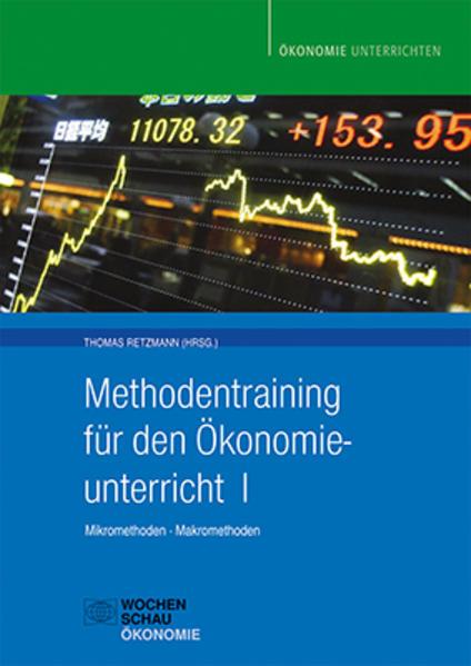 Methodentraining für den Ökonomieunterricht I - Coverbild
