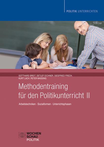 Methodentraining für den Politikunterricht II - Coverbild