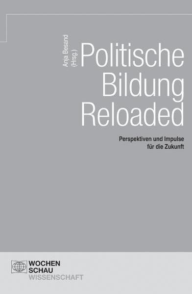 Politische Bildung Reloaded - Coverbild