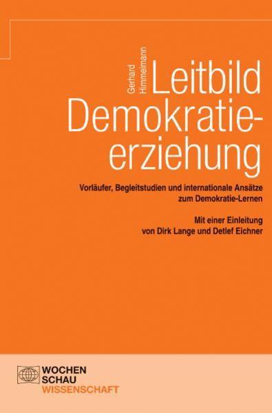 Leitbild Demokratieerziehung - Coverbild